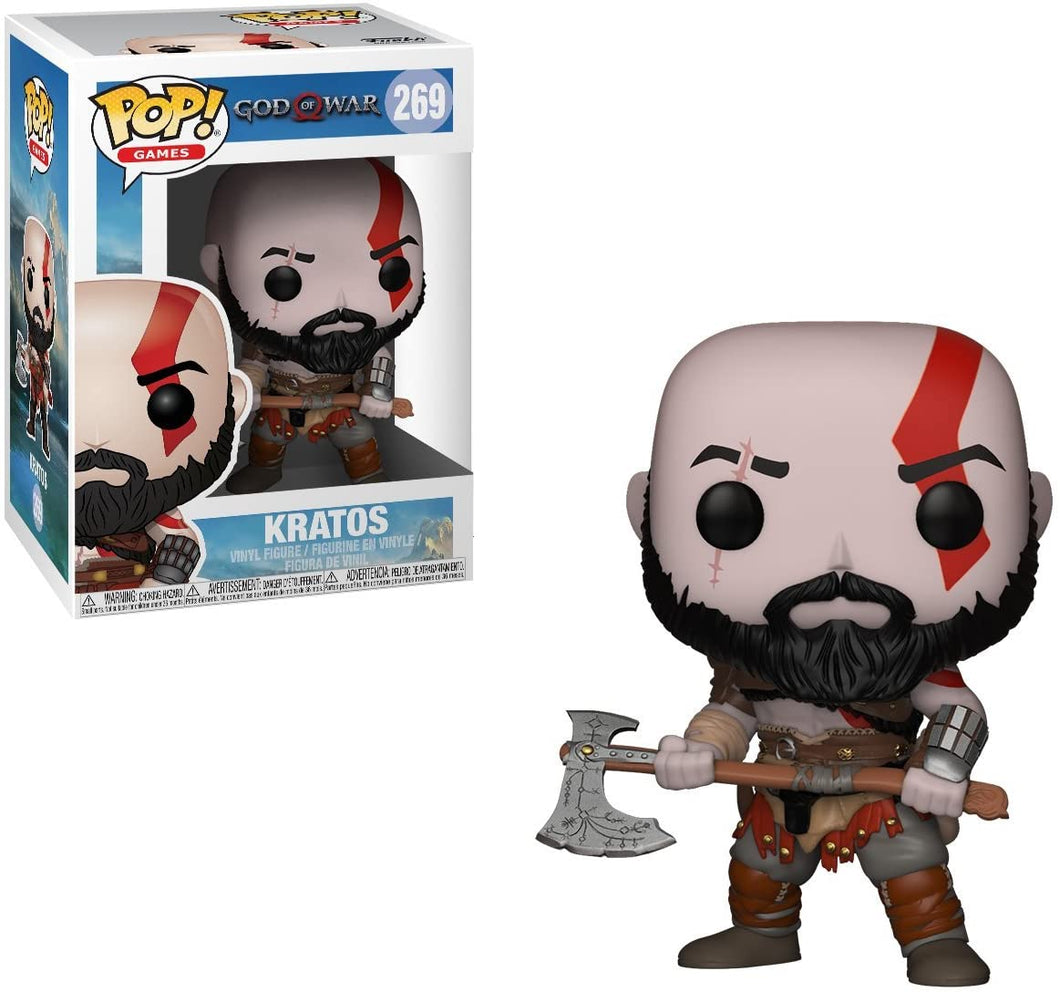 Funko pop God of War Kratos-269