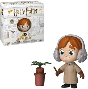 Funko- 5 Star: Harry Potter: Ron Weasley (Herbology)