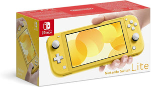 Nintendo Switch Lite: Giallo
