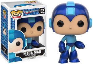 Funko- Pop Mega Man #102