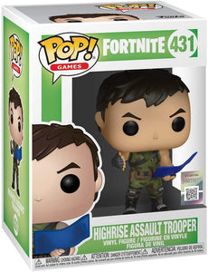 Funko Pop: Fortnite: High Rise Assault Trooper-431