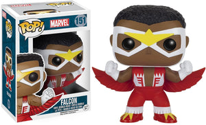 Funko-Pop Marvel Falcon #151