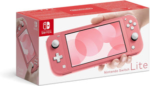 Nintendo Switch Lite: Corallo