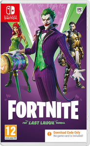 Fortnite: The Last Laugh Bundle - NINTENDO