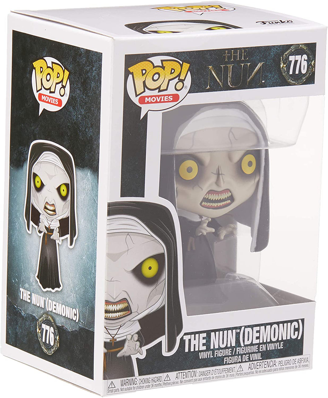 Funko- Pop Film: The Demonic Nun #776