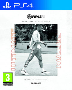 FIFA 21 PlayStation 4 Ultimate Ed