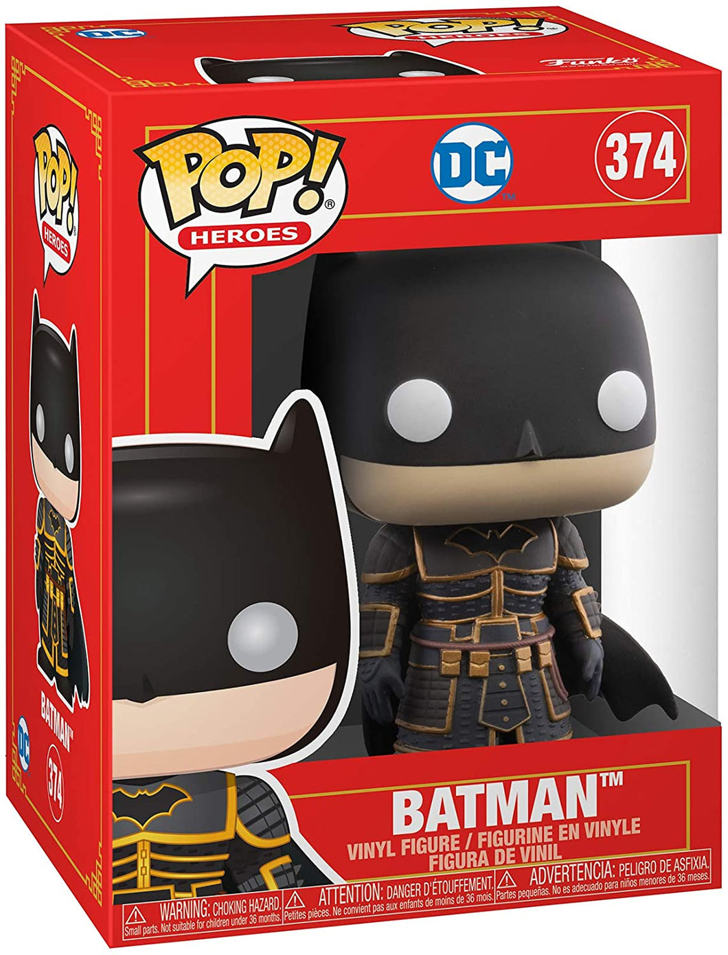 Funko POP Heroes: Imperial Palace - Batman DC