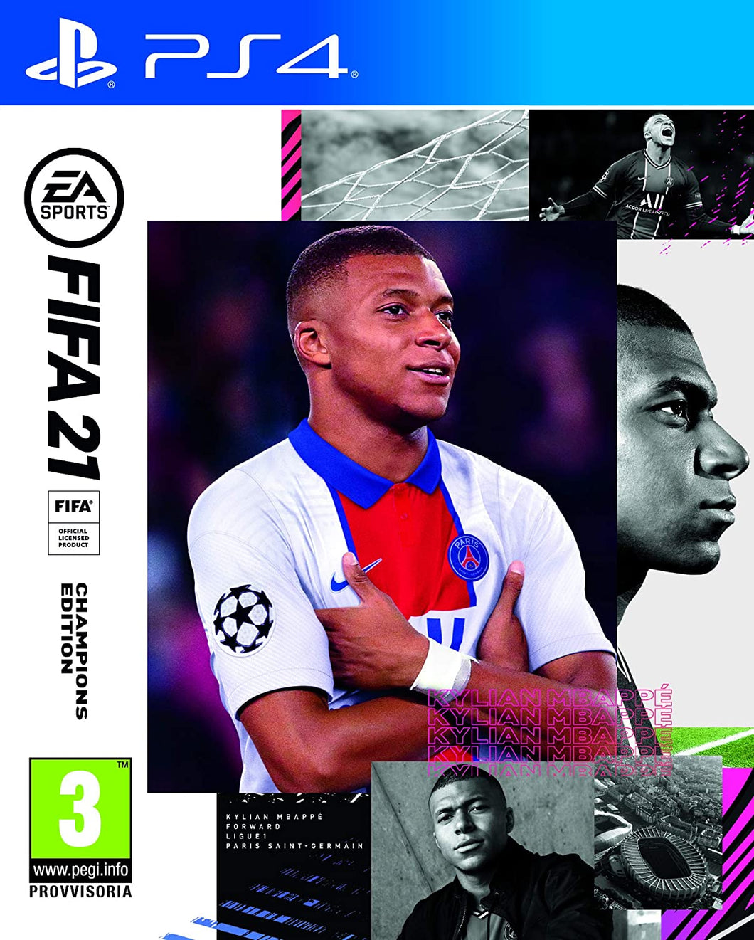 FIFA 21 - Champions - PlayStation 4