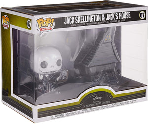 Funko POP The Nightmare Before Christmas: Jack and Jack's House #07