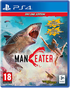 Maneater- PlayStation 4