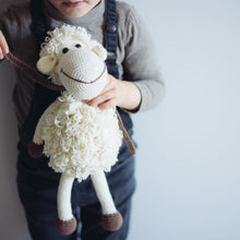 Load image into Gallery viewer, Darla the sheep - white