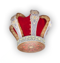 Load image into Gallery viewer, Sukkah Crown