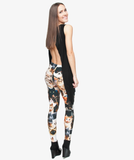 Cats Animal Shapes Leggings