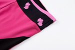 Fashion Pink Peach Heart Women Sexy Sports Yoga Leggings