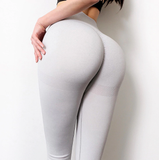 High Waist Yoga Leggings with Push Up Effect