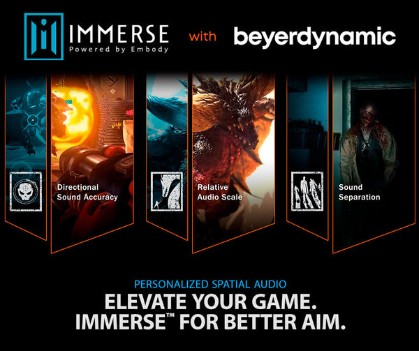 IMMERSE FOR ALL