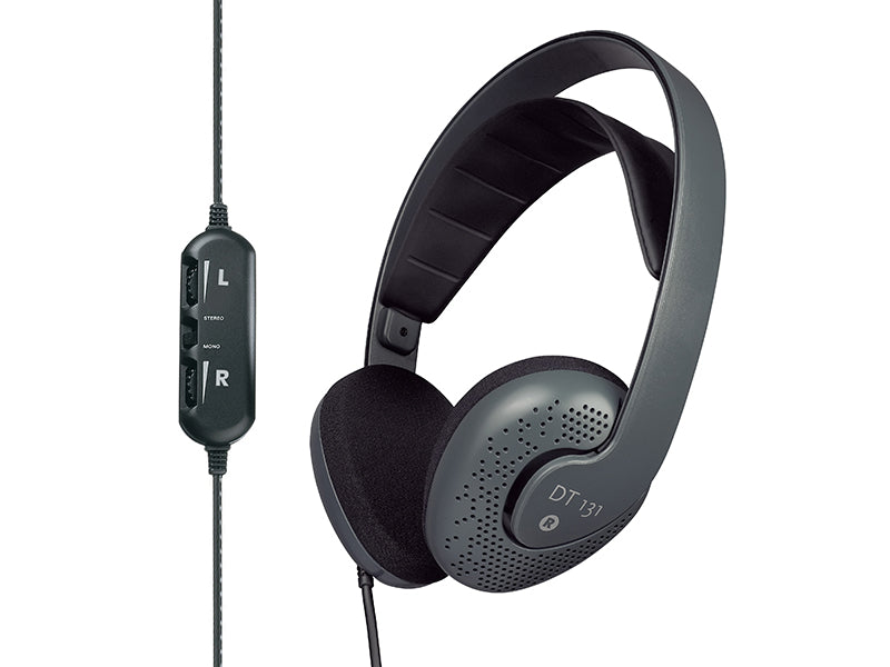 headphone with inline volume control