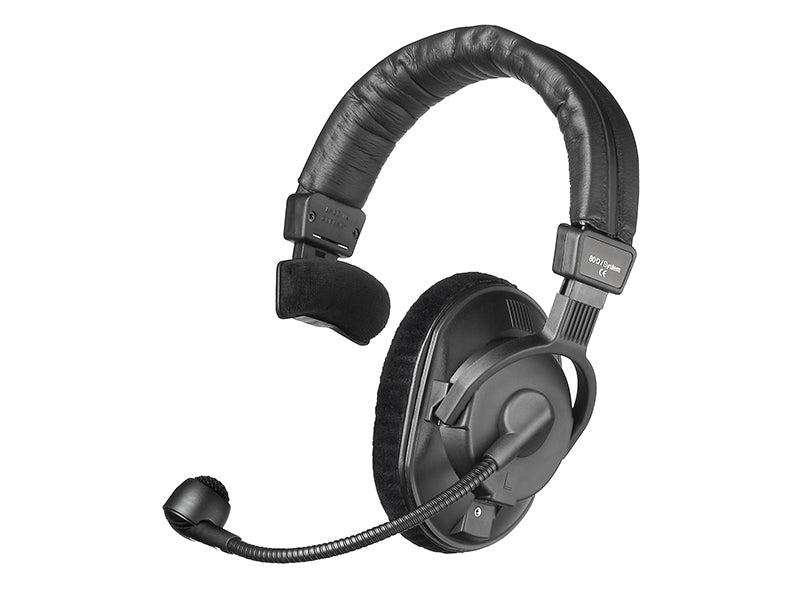 professional headset with microphone