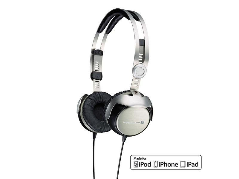t51i headphone with apple logo