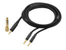 Double-sided Stereo Cable, 1.40m, 3.5mm Jack