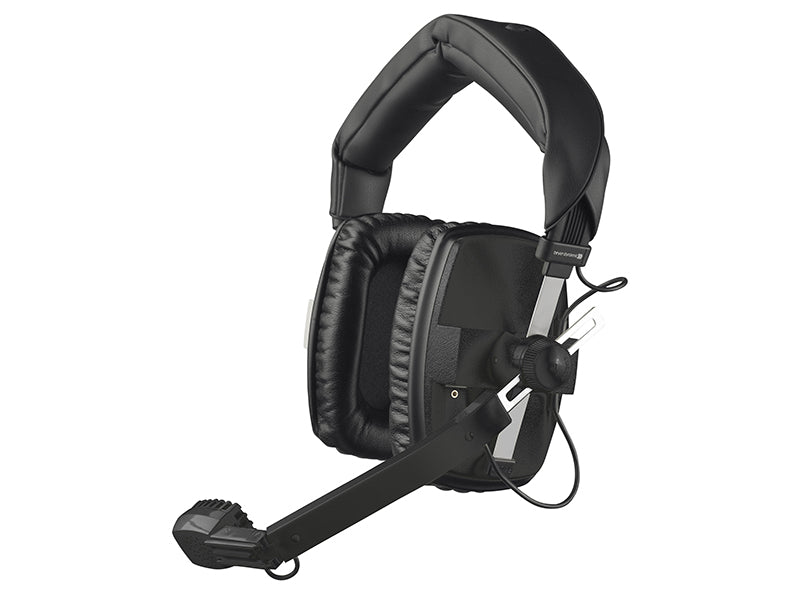 Professional headset with microphone made in Germany