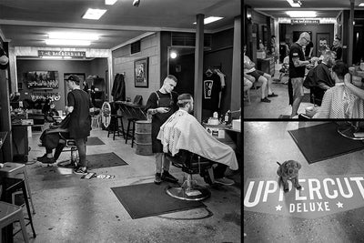 Barbers of the Month: The Barbers Bru