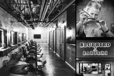 Barbers of the Month: Bluebird Barbers