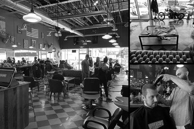 Barbers of the Month: Bondafide Barbershop