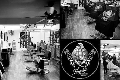 Barbers of the Month: Flagship Barbershop