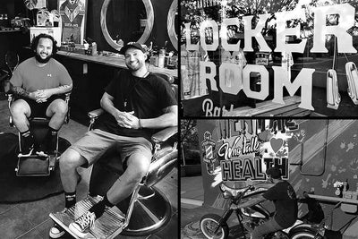 Barbers of the Month: The Locker Room Barbershop