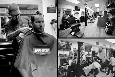 Barbers of the Month: Proper Barber Co