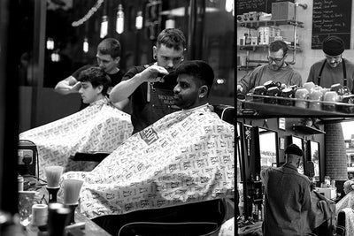 Barbers of the Month: Seventh Seal