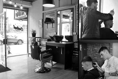 Barbers of the Month: South Central Barbers