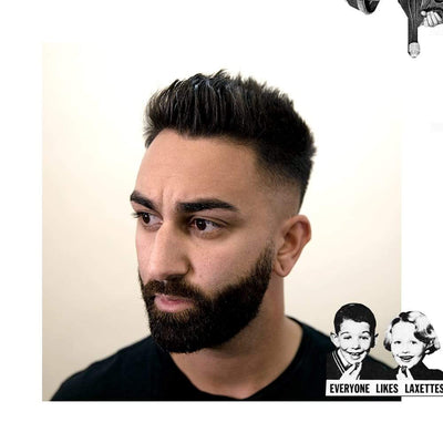 Featured Style: Messy Quiff