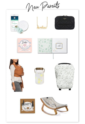 Holiday Gifts for New Parents