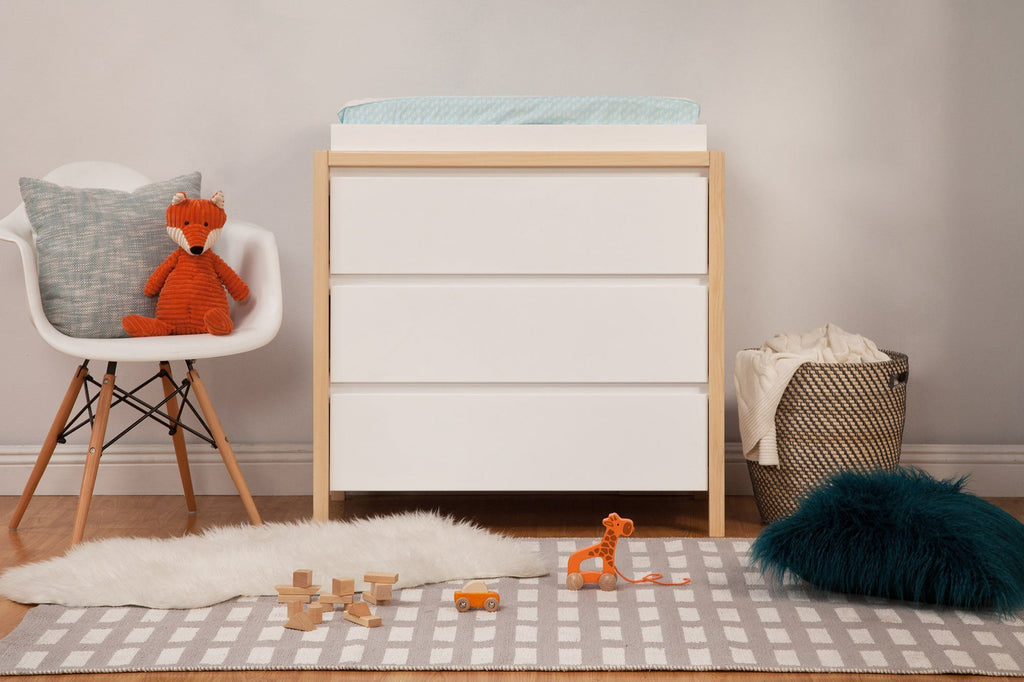 Bingo 3-Drawer Changer Dresser  - The Project Nursery Shop - 2