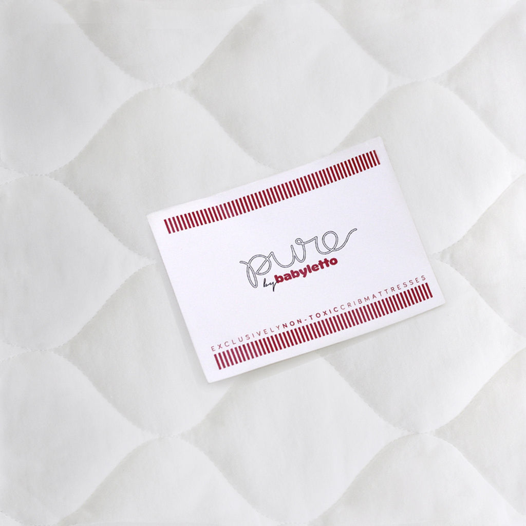 Pure Core Non-Toxic Crib Mattress with Organic Cotton Cover  - The Project Nursery Shop - 6