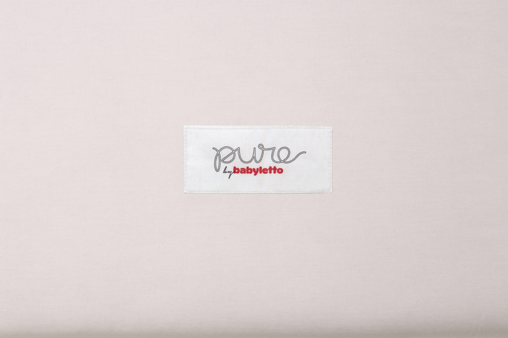 Pure Core Non-Toxic Crib Mattress with Organic Cotton Cover  - The Project Nursery Shop - 4
