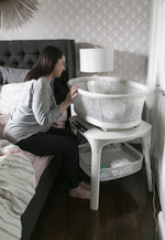 4moms MamaRoo Sleep Bassinet - Project Nursery
