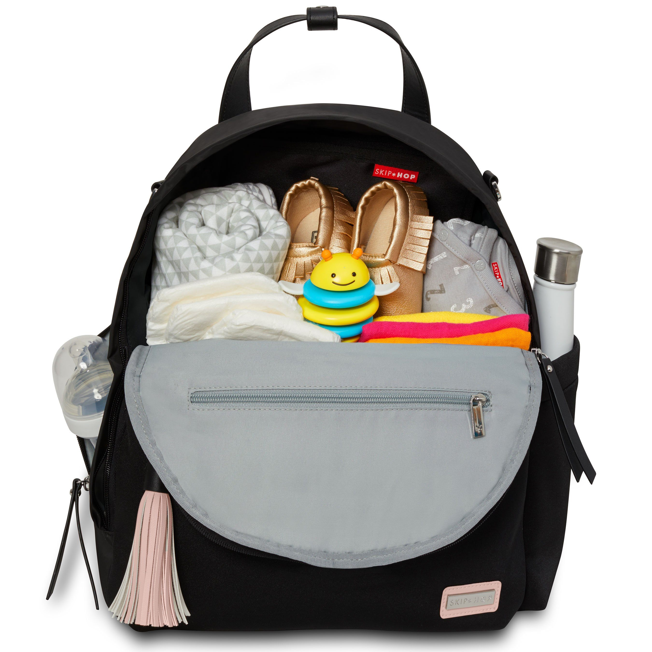 Nolita Neoprene Backpack - Grey - Project Nursery