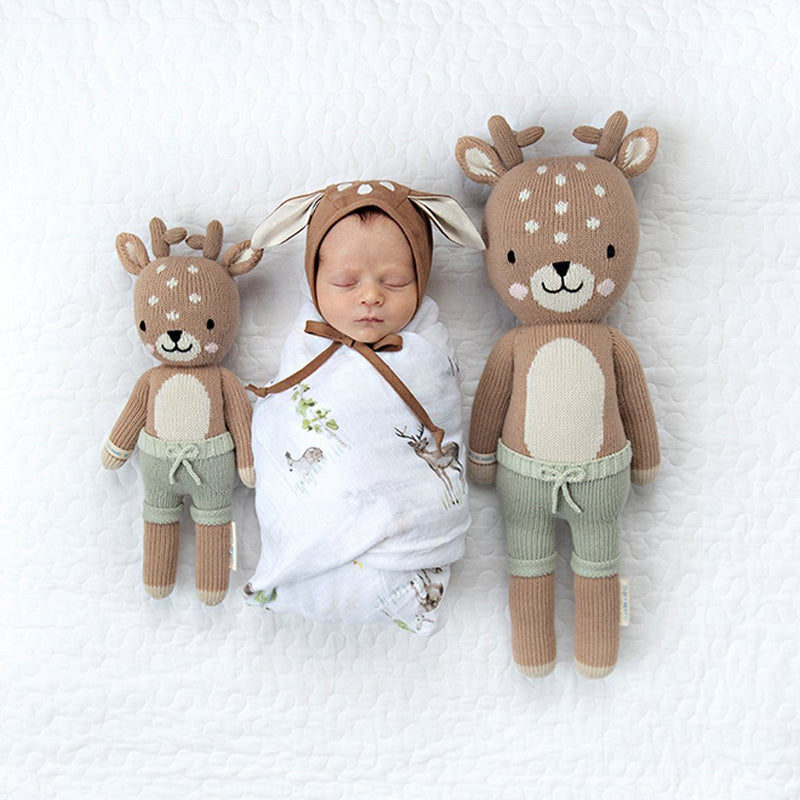 Elliott the Fawn - Project Nursery