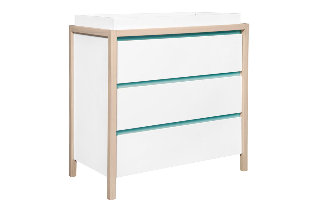 Bingo 3-Drawer Changer Dresser  - The Project Nursery Shop - 8