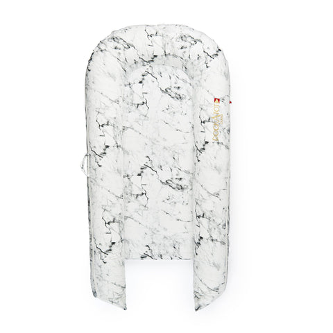 DockATot Grand Dock Cover - Carrara Marble