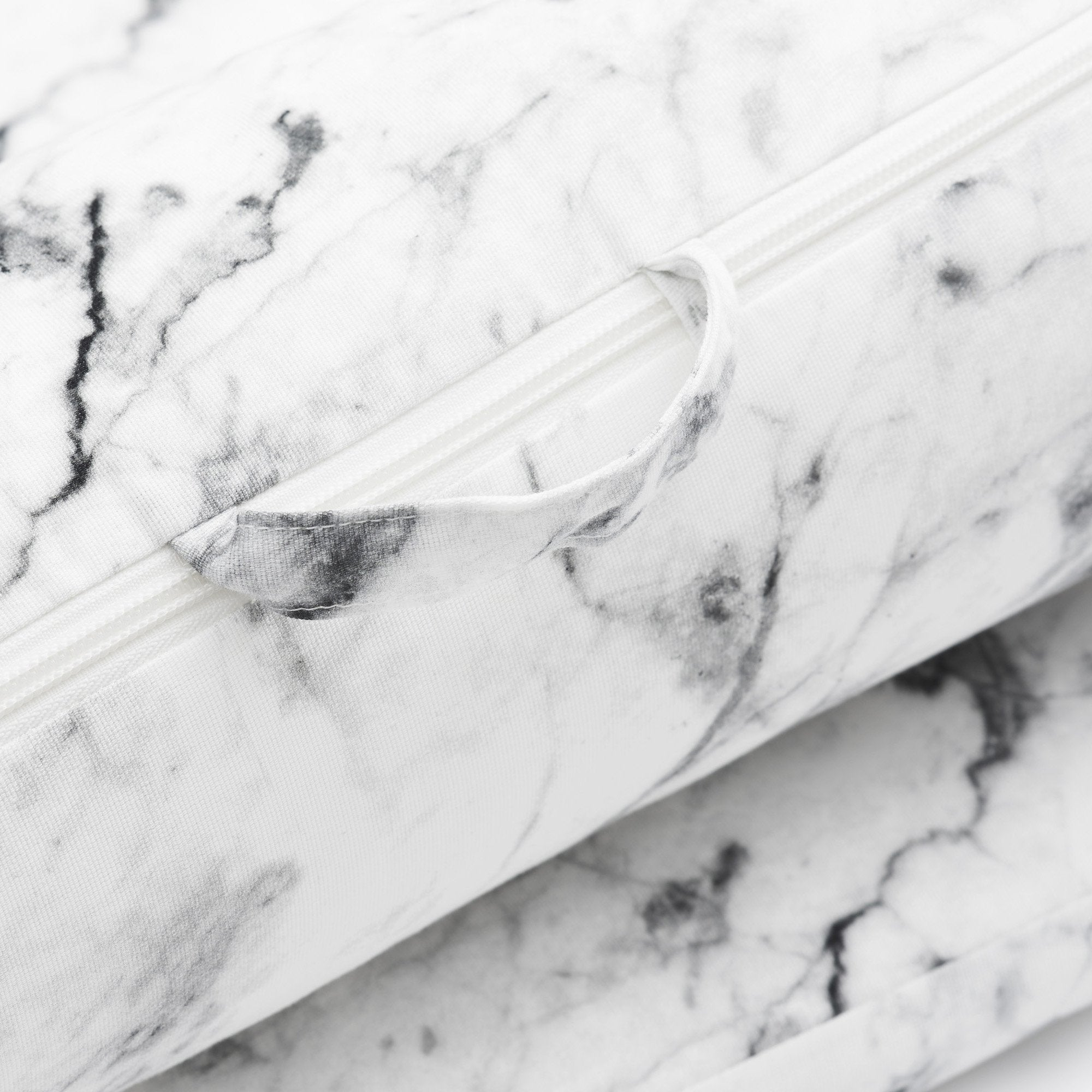 DockATot Grand Dock Cover - Carrara Marble - Project Nursery