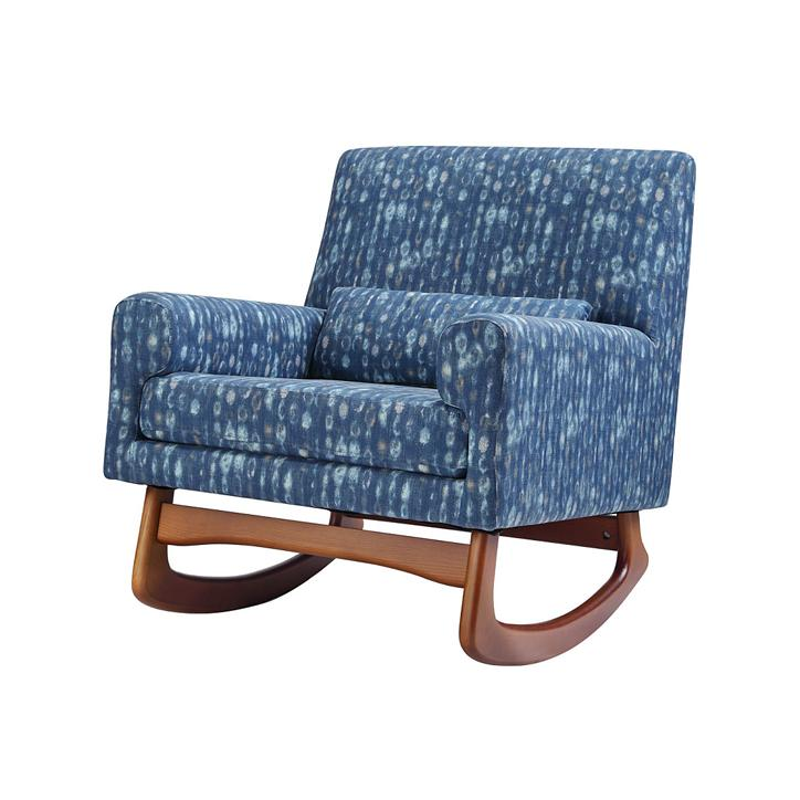 Sleepytime Rocker Limited Editions Cosmo in Indigo - The Project Nursery Shop - 2