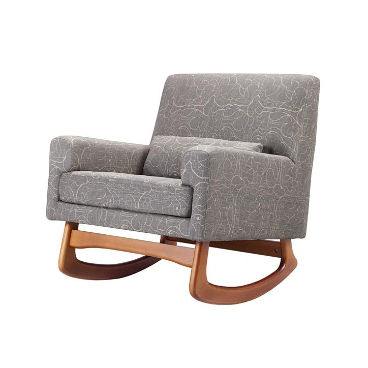 Sleepytime Rocker Limited Editions Perennial in Grey & Taupe - The Project Nursery Shop - 3