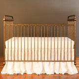 Joy Baby Crib Vintage Gold - The Project Nursery Shop - 1