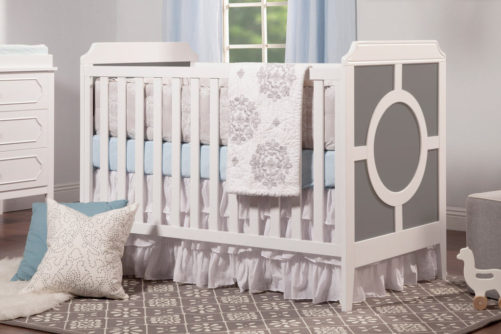 Poppy Regency 3-in-1 Convertible Crib  - The Project Nursery Shop - 7
