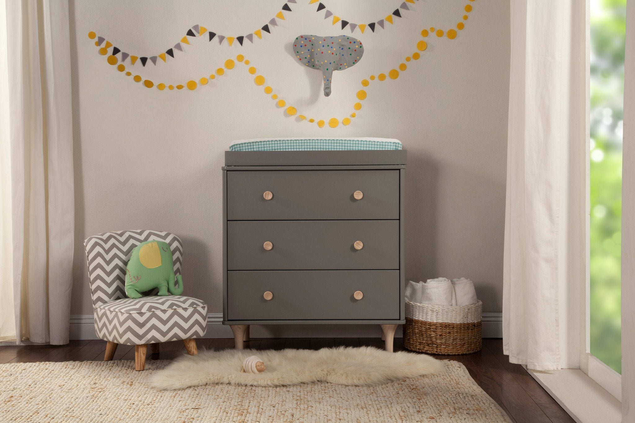 Lolly 3-Drawer Changer Dresser - Project Nursery
