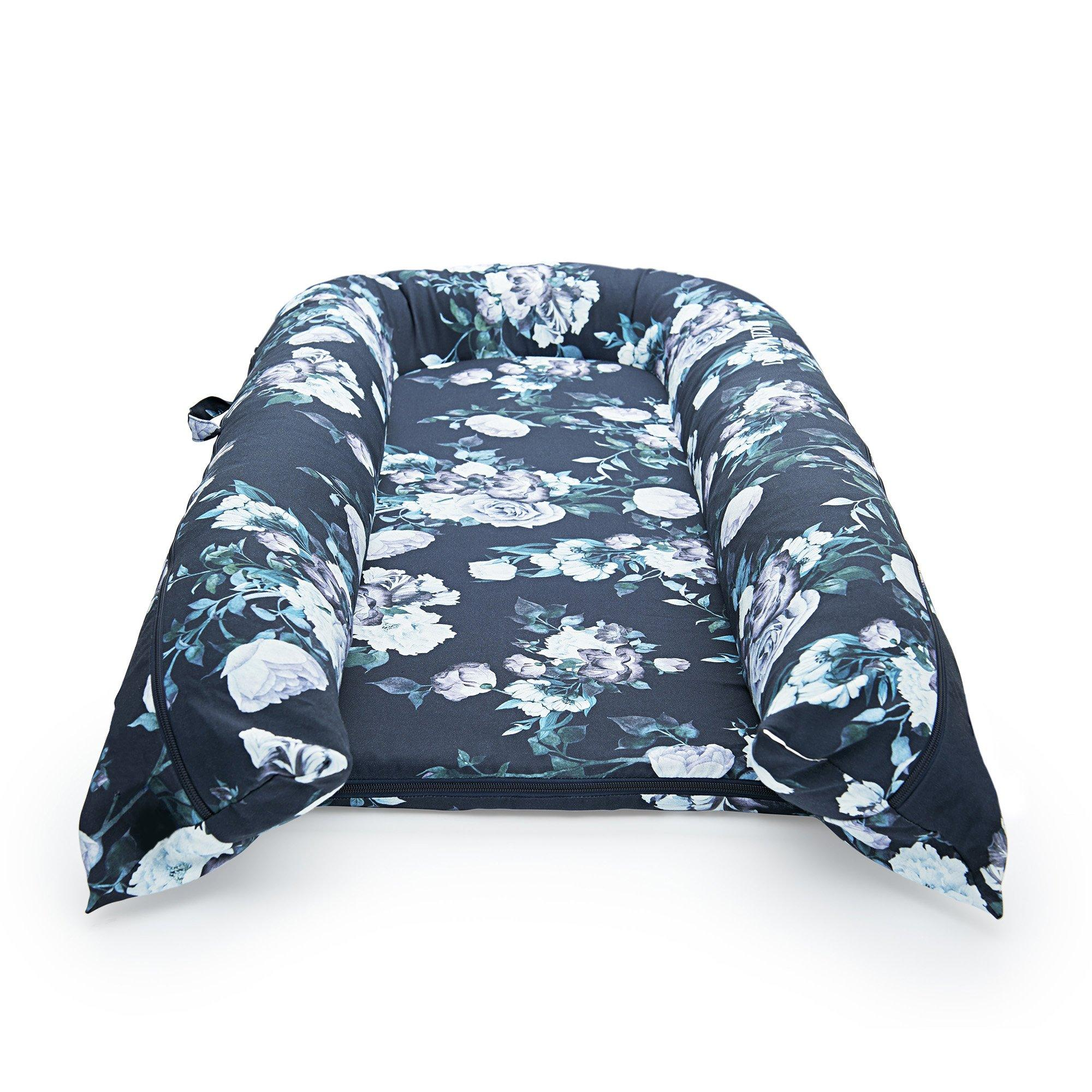 DockATot Grand Dock Cover - Midnight Garden - Project Nursery